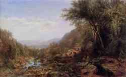 The Adirondacks, by James McDonald Hart (1861)